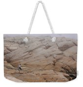 Rock Jogger At Peggy's Cove Weekender Tote Bag