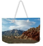 Rock Layers Weekender Tote Bag