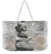 Rock Markers Photo Art 01 Weekender Tote Bag