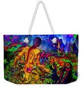 Rock 'n' Roll In The Rhythms Of Colours Weekender Tote Bag