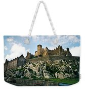 Rock Of Cashel Castle Ireland Weekender Tote Bag