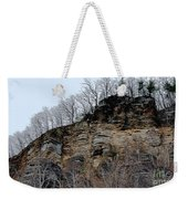 Rock Of Many Faces  Weekender Tote Bag