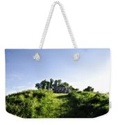 Rock Pyramid Weekender Tote Bag