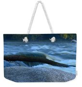 Rock Rapids Two Weekender Tote Bag