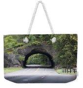Rock Tunnel On Kelly Drive Weekender Tote Bag