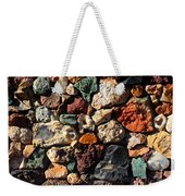 Rock Wall Weekender Tote Bag