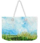Rockefeller Coastal Marsh Louisiana  Weekender Tote Bag