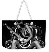 Rocker Chic Weekender Tote Bag