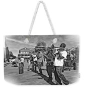 Rockin' The Square 3 Weekender Tote Bag
