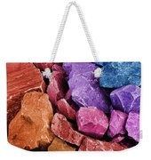 Rocking Abstract Weekender Tote Bag