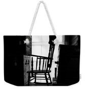 Rocking Chair Weekender Tote Bag by Bob Orsillo