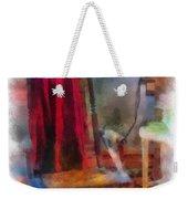 Rocking Chair Photo Art Weekender Tote Bag