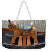 Rocking Horse Weekender Tote Bag