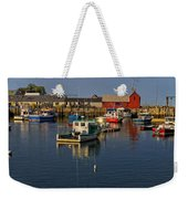 Rockport Harbor No.2 Weekender Tote Bag