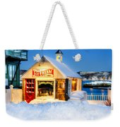 Rockport Winter Weekender Tote Bag