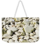 Rocks Abstract Weekender Tote Bag