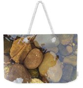 Rocks And Pebbles 2 Weekender Tote Bag
