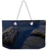 Rocks And Posts Weekender Tote Bag