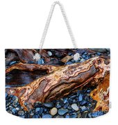 Rocks And Roots Weekender Tote Bag