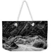 Rocks At Pt. Lobos Weekender Tote Bag