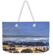 Rocks Before Beach Weekender Tote Bag