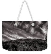 Rocks Clouds Water Weekender Tote Bag