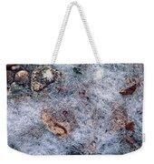 Rocks In Ice Weekender Tote Bag