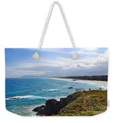Rocks Ocean Surf And Sun Weekender Tote Bag