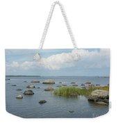 Rocks On The Baltic Sea Weekender Tote Bag