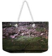 Rocks - Parfreys Glen - Wisconsin Weekender Tote Bag