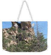 Rocks Reaching To The Sky Weekender Tote Bag