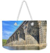 Rockville Bridge Weekender Tote Bag