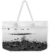 Rocky Beach Weekender Tote Bag