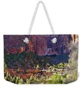 Rocky Cliff - Zion Weekender Tote Bag