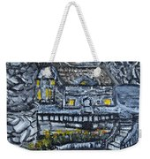 Rocky Cottage Weekender Tote Bag
