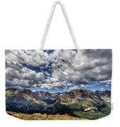 Rocky Mountain Dreams Weekender Tote Bag