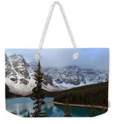 Rocky Mountain Escape Weekender Tote Bag