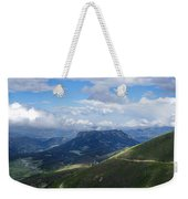 Rocky Mountain National Park Weekender Tote Bag