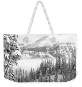 Rocky Mountain Vista Weekender Tote Bag