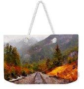 Rocky Mountaineer Weekender Tote Bag