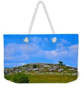 Rocky New England Hill Weekender Tote Bag
