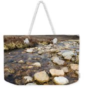 Rocky Stream From Beinn Eighe Weekender Tote Bag