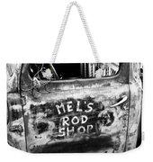 Rod Shop Truck Weekender Tote Bag