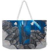 Rod Tryon Whale Weekender Tote Bag