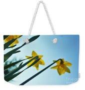 Rodchenko's Daffodils Weekender Tote Bag