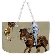 Rodeo 37 Weekender Tote Bag