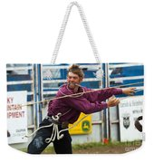 Rodeo All Strung Out Weekender Tote Bag