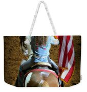 Rodeo America - Land Of The Free Weekender Tote Bag
