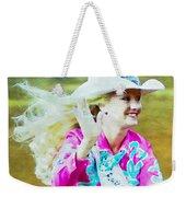 Rodeo Beauty Two Weekender Tote Bag