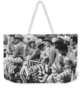 Rodeo Cowboy Prisoners Weekender Tote Bag